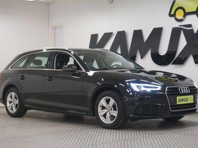 käytetty Audi A4 2.0 TDI AVANT PROLINE EDITION (MANUELL, DRAG, 150HK) / TULOSSA MYYNTIIN /