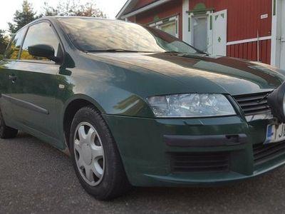 käytetty Fiat Stilo HALPA 2002 1.2 6vaiht.ß