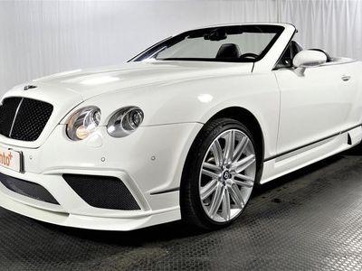 käytetty Bentley Continental GTC