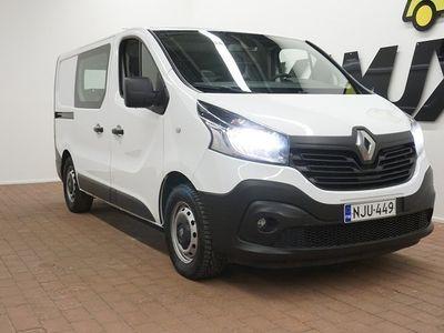käytetty Renault Trafic