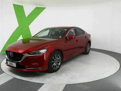 käytetty Mazda 6 Sedan 2,0 (165) SKYACTIV-G Vision Business NAVI A (MY19) *HILLITÖN MUNAJAHTI!* KORKO alk. 0,59%!* INSPIROIVAA MUOTOILUA!*
