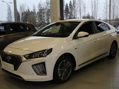 käytetty Hyundai Ioniq plug-in 1,6 plug-in 141 hv 6-DCT Style Limited Edition MY20 * Talvipaketti + Navigointi + Safety Pack *