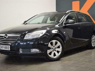 käytetty Opel Insignia Sports Tourer Edition 2,0 CDTI ecoFLEX DPF 118kW AT6 BL