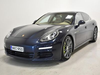käytetty Porsche Panamera S E-Hybrid e-