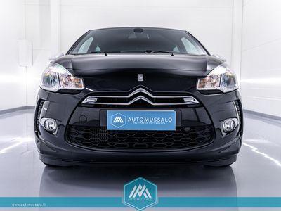 käytetty Citroën DS3 THP 156 Sport Chic *12kk turva! HiFi, BT, Tutkat, Vakkari, Ilmastointi, Penkinlämmittimet, Sadetunnistin*