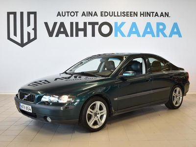 käytetty Volvo S60 2.5 T Business A # TAKUU VARMAA N LAATUA #