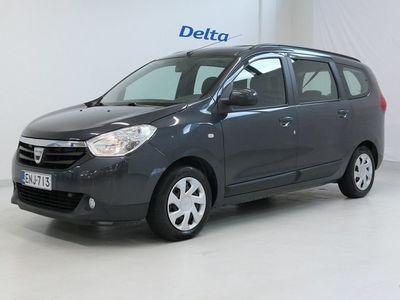 käytetty Dacia Lodgy dCi 110 7p Laureate