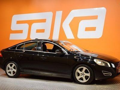käytetty Volvo S60 T3 Momentum ** Navi / Parkkitutkat / Koukku / Bluetooth **