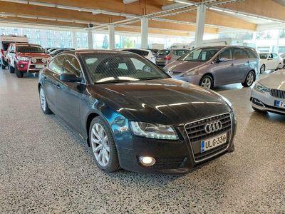 käytetty Audi A5 Sportback Business 2,0 TDI DPF 105 kW multtronic-autom. J. kotiintoimitus