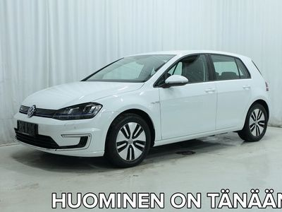 käytetty VW Golf e-Golf 115 hv automaatti *LED-VALOT, NAVI, TUTKAT YMS.*
