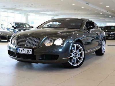 käytetty Bentley Continental GT Nahkasisusta, Sähköpenkit, Vakkari, Huippuhieno yksilö!