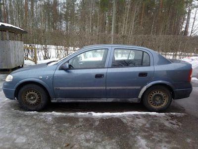 käytetty Opel Astra 1.6 16v