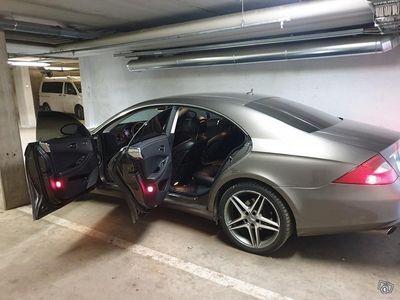 käytetty Mercedes CLS320