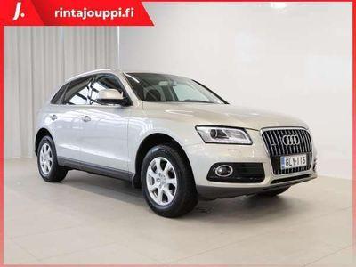 käytetty Audi Q5 Land of quattro Edition 2,0 TDI 140 kW quattro S tronic *WEBASTO, KOUKKU, SUOMI-AUTO, 2-OMISTAJAA* *