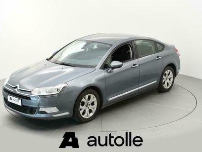 käytetty Citroën C5 C5 *WEBASTO* *VETOKOUKKU*HDi 163 Dynamic Sedan A Tarkastettuna, Rahoituksella, Kotiin toimitettuna!
