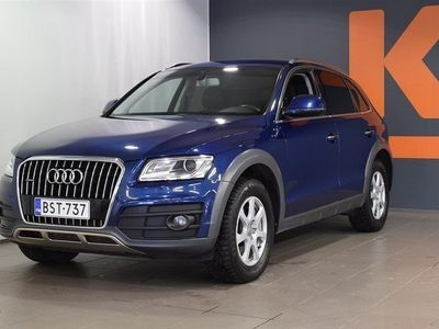 käytetty Audi Q5 Offroad Business 3,0 V6 TDI 180 kW quattro S tronic