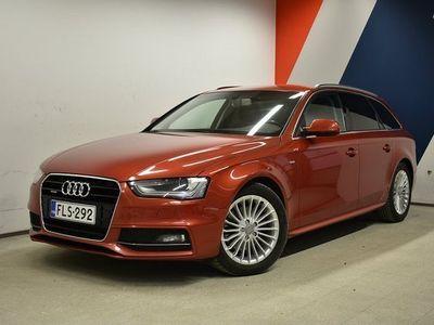 käytetty Audi A4 Avant L of q Edt 2,0 TDI cleanD 140 Q A