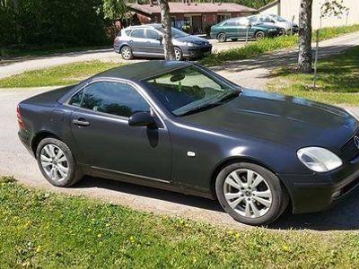 käytetty Mercedes SLK200 Aut