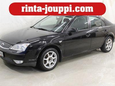 käytetty Ford Mondeo 1,8 / Suomi-auto / Lohko / Siisti /