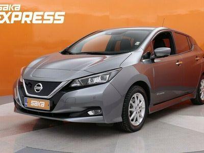 käytetty Nissan Leaf Tekna 40 kWh FI ** Huippuvarusteet! / Alv. **