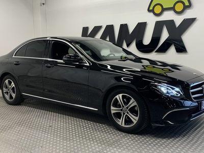käytetty Mercedes E200 A Business / Suomi-auto / Navi / P-kamera / Led-ajovalot /