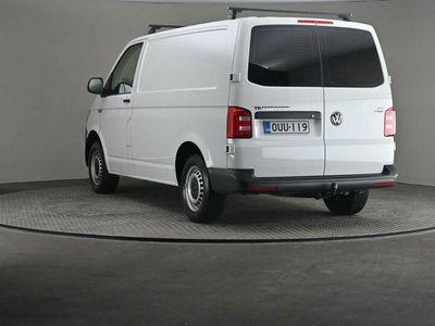 käytetty VW Transporter TRANSPORTER umpipa 2,0 TDI 62 -Vähän ajettu Modul Systemin varustelulla-
