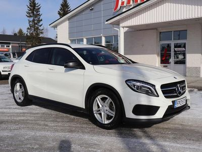 käytetty Mercedes GLA200 d 4Matic A, Neliveto, AMG Styling