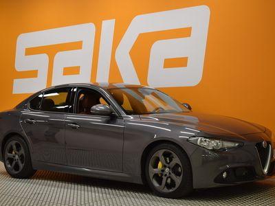 käytetty Alfa Romeo Giulia 2,0 Bensiini 200hp AT8 Super