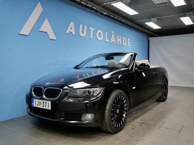 käytetty BMW 320 Cabriolet i 170hv E93 6-v *Webasto* Vaihto/rahoitus?
