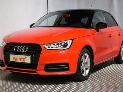 käytetty Audi A1 Sportback Comfort 1,0 TFSI 70 ultra A * HUIPPUHIENO YKSILÖ *