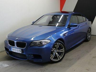 käytetty BMW M5 i A F10 Sedan (MY13) Korkotarjous 0.9%+kulut.
