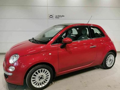 käytetty Fiat 500 Lounge 1,2 8v 69hv Bensiini