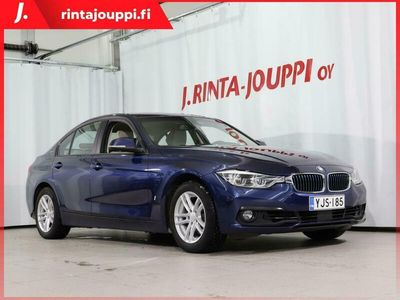 käytetty BMW 330e 330 F30 SedanA Business Exclusive *Nahkat, Adapt. vakionopeudensäädin, Urheiluistuimet!*