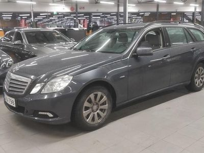 käytetty Mercedes E250 ECDI Farmari (AC) 5ov 2143cm3 A