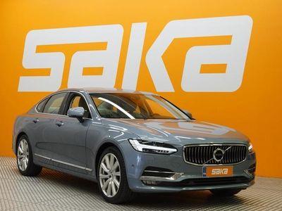 käytetty Volvo S90 T5 Inscription aut ** HUIPPUVARUSTEET / Pysäköintiavustin / Webasto / Adapt. vakkari / Pilot Assist