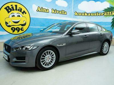 käytetty Jaguar XE 20d Business AWD R-Sport *Merkkihuolettu*Meridian äänentoisto*Ratin lämmitin* - *NYT VARASTONTYHJENN