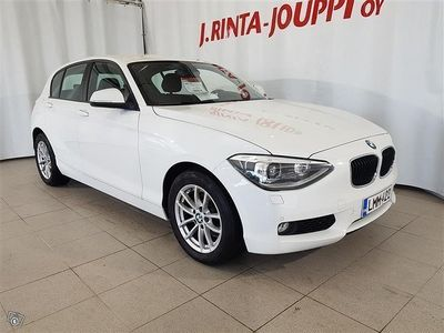 käytetty BMW 118 118 F20 Hatchback d TwinPower Turbo A Business Automatic *Suomi-auto*Sportpenkit*Xenon-valot*
