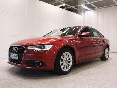 käytetty Audi A6 Sedan Business 3,0 V6 TDI 180 kW quattro S tronic Start-Stop - Suomi-auto, 245HV, 2-Omisteinen, Adapt. Vakionopeudensäädin, Sporttipenkit, Bi-xenon ajovalot, Parkkitutkat yms...!