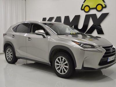 käytetty Lexus NX300h Hybrid A AWD Comfort / Neliveto / Leimaa 05/-22 / Bluetooth / Adaptiivinen vakionopeudensäädin