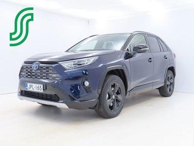 käytetty Toyota RAV4 2,5 Hybrid AWD-i Style - Webasto + ThermoCallpuhelinohjaus