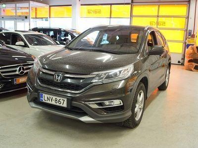 käytetty Honda CR-V 1,6 Diesel Premium Plus AT 4WD ** Huippuvarusteet / BLIS / Kaistavahti / Muistipenkki / Panorama / P