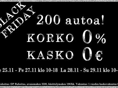 käytetty Dacia Duster dCi 110 S&S EDC-aut 4x2 Black Shadow *BLACK FRIDAY KAMPANJA; 0% KORKO, 0e KASKO, 0e TOIMITUS!*
