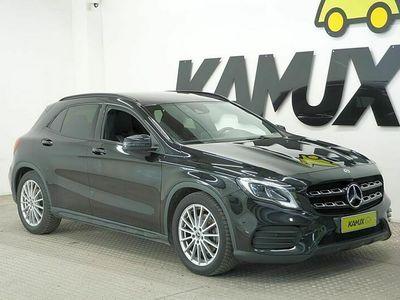 käytetty Mercedes GLA220 4Matic A Business AMG / Neliveto / 360-Kamera / Navi / Sporttipenkit /
