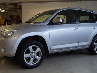 käytetty Toyota RAV4 2,0 VVT-i 4WD Luxury Business