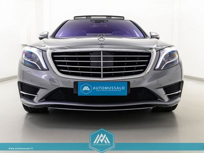 käytetty Mercedes S500 Plug-in Hybrid Lang AMG *Adapt cruise, Widescreen, Ilmastoidut istuimet, Panorama, ilma-alusta, 360...