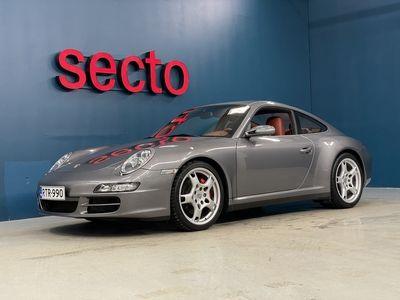 käytetty Porsche 911 Carrera 4S 3.8 Coupe TipTronic, Kattoluukku, PASM, Sound pakage, Sport Chrono