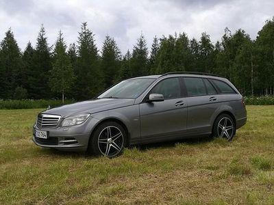 käytetty Mercedes C200