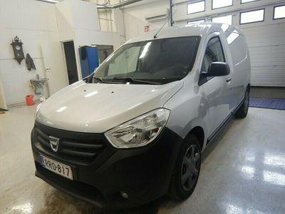 käytetty Dacia Dokker Van dCi 90 Ambiance 3,3m3