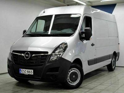 käytetty Opel Movano Van L2H2 (3,5t) 2.3 CDTI 150hv BiTurbo FWD *Korko 0 % + kulut* *** Tähän autoon rahoituskorko 0 %!