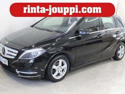 käytetty Mercedes B180 BE Premium Business